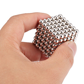 216 pcs 5mm Magnet Toy Magnetic Balls Building Blocks Super Strong Rare-Earth Magnets Neodymium Magnet Stress and Anxiety Relief Office Desk Toys DIY Kid's / A Model:5mm; Gender:Girls',Boys'; Quantity:216; Material:Neodymium Magnet; Age Group:Children's,Adults',Kid's; Age:8 years; Category:Magnetic Balls,Super Strong Rare-Earth Magnets,Building Blocks; Features:DIY,Office Desk Toys,Stress and Anxiety Relief; Net Dimensions:2.82.82.8; Shipping Weight:0.144; Package Dimensions:6.56.54.7; Net Weight:0.108; Listing Date:04/11/2014; Base Categories:Magnet Toys,Executive Toys,Toys  Games,Toys; Popular Country:United Kingdom,Australia,United States