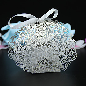 50pcs/lots flower wedding box party favors candy box wedding paper box wedding party supplies 5598262