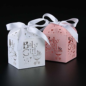 50pcs/lots Baby Shower favors Candy Box souvenirs-baby-shower birthday party decorations kids party supplies 5577813