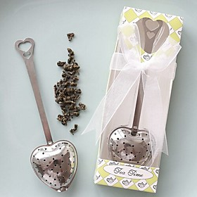Tea Party Stainless Steel Tea Party Favors Classic Theme