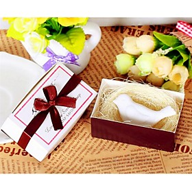 4box Love Birds Soap Wedding Favors 5696641