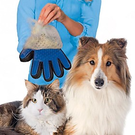 Pet Dog Hair Brush Comb Glove for Pet Cleaning Massage Glove For Animal Cleaning Cat Hair Glove Pet 5722208