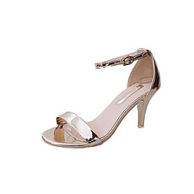 Women's Heels Spring Summer Club Shoes Glitter Wedding Party  Evening Dress Casual Platform Sequin Buckle 5768912