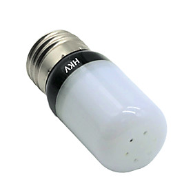 HKV E14 E26/E27 3W 20 LED 5736 SMD 200-300Lm Warm White Cold White LED Corn Lights (AC 220-240 V)
