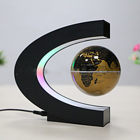 Levitation Anti Gravity Globe Magnetic Floating Globe World Map teaching resources home Office Desk Decoration