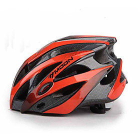 MOON Bike Helmet 25 Vents Cycling Half Shell PC EPS Road Cycling Cycling / Bike Mountain Bike/MTB 1051568