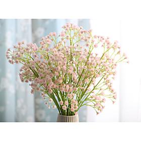 1 Branch Silk Baby Breath Tabletop Flower Artificial Flowers