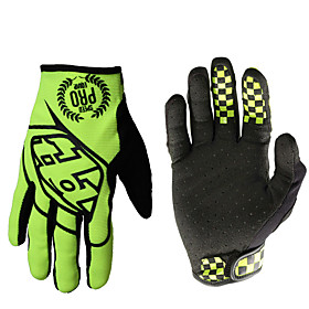 Motorcycle Cross Country Glove Cycling Racing Racing Gloves Long refers to motorcycle gloves 5862970