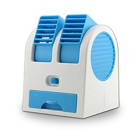 Air Conditioning Fragrance Mini Fan The New Student Dormitory Office Turbine Desktop Leaves Air Conditioning 5772917