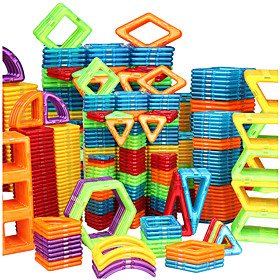Magnetic Blocks Magnetic Tiles Building Blocks 128