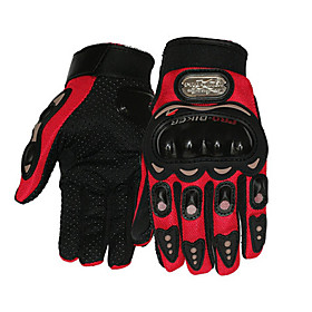 Full Finger Unisex Motorcycle Gloves Carbon Fiber Breathable 5947607