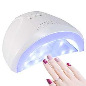 Nail Dryer 48W-24W LED/UV Gel Polish Nail Curing Lamp for Quickly Dry LED Gel Nail Polish