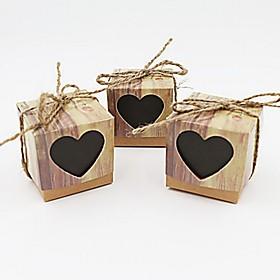 50pcs Beter GiftsWedding Favor box 5974584