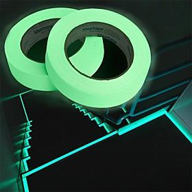 Glow Luminous Tapes Warning Stripes Glow in The Dark Emergency Lines Vinyl Wall Sticker Fluorescent Strip Sticker