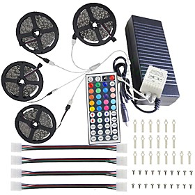 20m Light Sets 600 LEDs 5050 SMD RGB 100 240 V / IP44