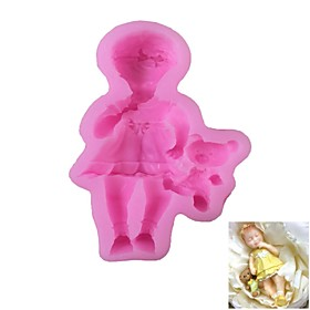 1pc Novelty Cake For Chocolate For Cupcake Silicone High Quality Mold 5976317