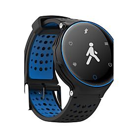 Homme / Femme Montre De Sport / Montre Militaire / Montre Smart Watch Chinois Moniteur De Frequence Cardiaque / Ecran Tactile / Calendrier Polyurethane Bande C