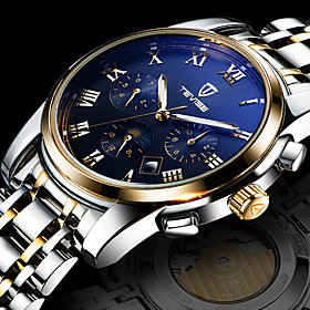 Men's Dress Watch Fashion Watch Wrist watch Unique Creative Watch Casual Wat..