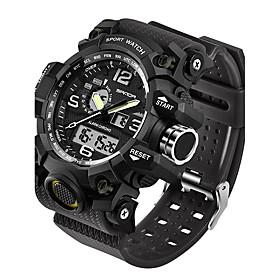 SANDA Men's Sport Watch Smartwatch Wrist Watch Japanese Digital 30 m Water R..