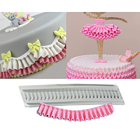Bakeware tools Silicon Rubber / Silicon Nonstick / Baking Tool / Non-Stick For Cake Cake Molds 1pc