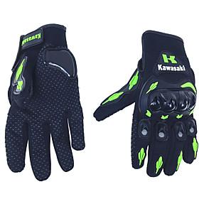KTM Full Finger PP Nylon Fiber Motorcycles Gloves