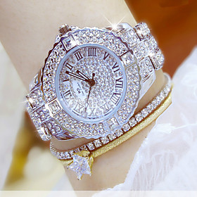 Women's Wrist Watch Chinese Chronograph / Water Resistant / Water Proof / Cr..