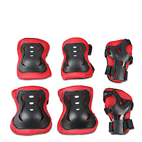 Children's Protective Gear Knee Pads  Elbow Pads  Wrist Pads for Ice Skating Hoverboard Inline Skates Skateboarding Scratch Proof
