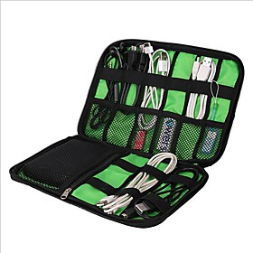 Waterproof Case / Travel Luggage Organizer / Packing Organizer Portable / Travel Storage / Multi-function for Clothes / USB Cable / Cell