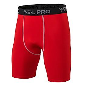 Men's Running Shorts Fitness, Running  Yoga Quik Dry Anatomic Design Breathable Lightweight Sports Shorts Bottoms Running/Jogging 6010178