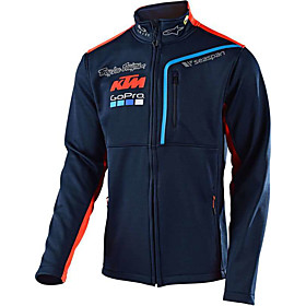 KTM Motorcycle locomotive casual knight clothing sweater coat off - road riding sweater 6048314
