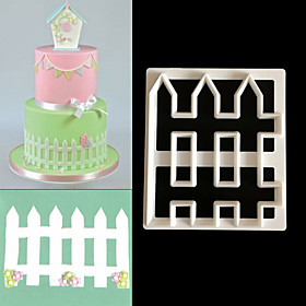 Bakeware tools ABS Nonstick / Non-Stick / DIY For Cake / For Cookie / Cookie Cookie Cutters 1pc