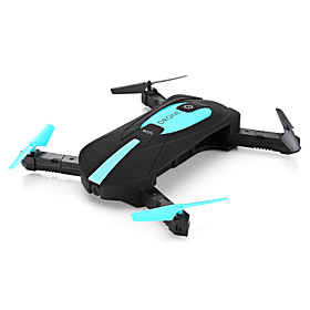 Rc Drone Jy 018 4 Kanaals 6 As 2.4g Met 720p Hd Camera 2.0mp Rc Quadcopter Terugkeer Via 1 Toets / Headless Modus / Upside Down Flight Rc Quadcopter / Afstands