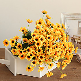 1 Branch Others Plants Tabletop Flower Artificial Flowers Home Decoration Wedding Flowers
