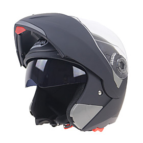 Open Face Dual Screen Impact Resistant Scratch Resistant Anti-Dust ABS Motorcycle Helmets 6141930