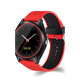 Homme Montre De Sport / Montre Militaire / Montre Smart Watch Chinois Ecran Tactile / Alarme / Calendrier Polyurethane Bande Charme / Luxe / Rigide Bayadere /