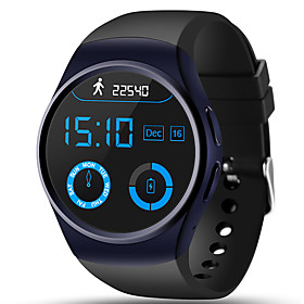 Homme / Femme Montre De Sport / Montre Militaire / Montre Smart Watch Chinois Moniteur De Frequence Cardiaque / Ecran Tactile / Alarme Cuir / Polyurethane Band