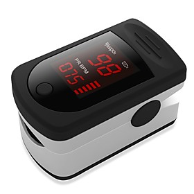 Acurio Portable Multi-function Special Design Swivel Screen Easy Carrying LED  Fingertip Pulse Oximeter AS-301L