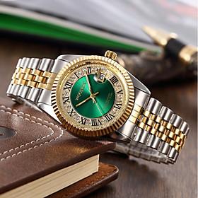 Men's Women's Dress Watch Fashion Watch Wrist watch Bracelet Watch Unique Cr..