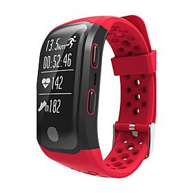 Homme Montre De Sport / Montre Militaire / Montre Smart Watch Chinois Moniteur De Frequence Cardiaque / Alarme / Altimetre Silikon Bande Charme / Luxe / Retro