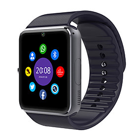 Smartwatch for iOS / Android Hands-Free Calls / Camera / Audio Activity Tracker / 0.8 MP / 64MB / GSM(850/900/1800/1900MHz) / MTK6261