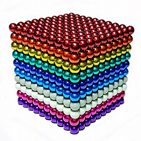 216/512/1000 pcs 5mm Magnet Toy Magnetic Balls Building Blocks Super Strong Rare-Earth Magnets Neodymium Magnet Stress and Anxiety Relief Office Desk Toys DIY Model:5mm; Gender:Girls',Boys',Unisex; Quantity:216/512/1000; Material:Neodymium Magnet; Age Group:Children's,Adults',Kid's; Age:8 years; Category:Magnetic Balls; Features:Office Desk Toys,Stress and Anxiety Relief,DIY; Shipping Weight:0.286537; Package Dimensions:7.84397.795124.92927; Listing Date:03/03/2017; Base Categories:Magnet Toys,Executive Toys,Toys  Games,Toys; Special selected products:hot