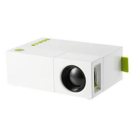 1080P Mini LCD Projector Portable Support AV/SD/USB/HDMI/VGA -YG310 Home Cinema Theater Interface Video Games Movie 5137087