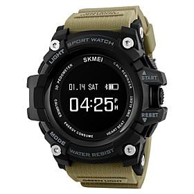 Skmei 1188 Manner Frau Smart Armband Bluetooth Smart Watch Multifunktionsuhr Fur Android Ios Telefon