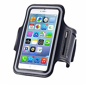 Case For Apple iPhone X iPhone 8 Water Resistant Armband Armband Solid Color Soft PC for iPhone X iPhone 8 Plus iPhone 8 iPhone 7 Plus