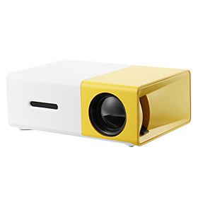 LCD Mini Projector LED Projector 2000 lm Support SVGA (800x600) 20 inch Screen / HVGA (480x320) / ±15°