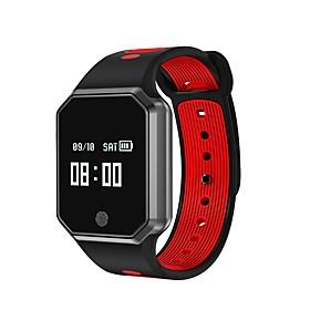 Jsbp Qw11 Manner Frau Bluetooth Smart Watch Smart Armband Herzfrequenz Wasserdichte Uhr Abnehmbare Sport Armband Fur Ios Android Phone