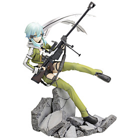 Anime Action Figures Inspired by Sword Art Online Cosplay PVC 22.5 CM Model Toys Doll Toy 4897423
