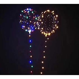 Balloon LED Bubble balloon Novelty Holiday Romance Glow Lighting New Design Kid's Adults' Boys' Girls' Toy Gift