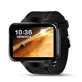 Manner Frau Bluetooth Smart Watch 2.2 Zoll Android 4.4 Os 3g Smartwatch Telefon Mtk6572 Dual Core 1,2 Ghz 4 Gb Rom Kamera Wcdma Gps
