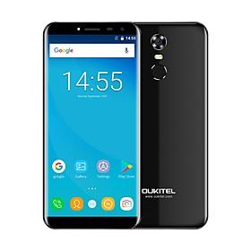 OUKITEL OUKITEL C8 5.5 inch 3G Smartphone ( 16GB  2GB 13MP MediaTek MT6580 3000 mAh )